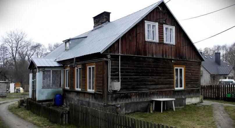 Gałaja, Suwałki-2 domy, działka z dostępem do rzeki 3120m2
