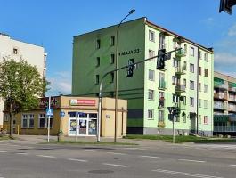 Mieszkanie 3 pok. 53.60 m2, 1 Maja Centrum Suwałk.