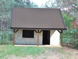 Gorczyca Dom 70 m2, działka 1156 m2, gm. Płaska, Augustów