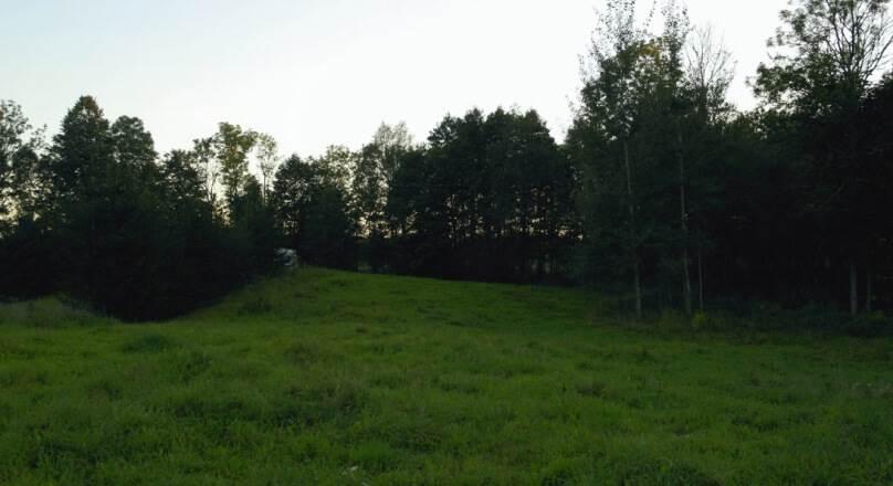 Działka pod budowę z dojściem do jeziora, Czarna Buchta, Krasnopol , 3300m2