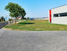 Działka pod usługowi, reklamy ul. Raczkowska m. Suwałki
