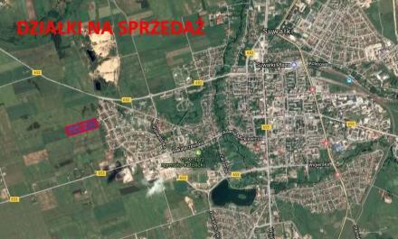Suwałki działka rolna na sprzedaż ul. 23 Października