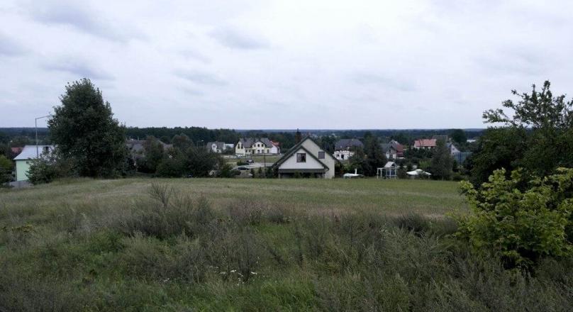 Działka budowlana Krzywe, Suwałki 1000m2