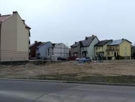 Działka z projektem Bydgoska Suwałki - dzialka na sprzedaz