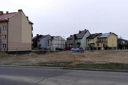 Działka z projektem Bydgoska Suwałki