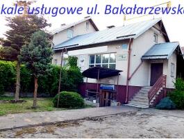 Lokale usługowe 2x82 m2, ul. Bakałarzewska Suwałki