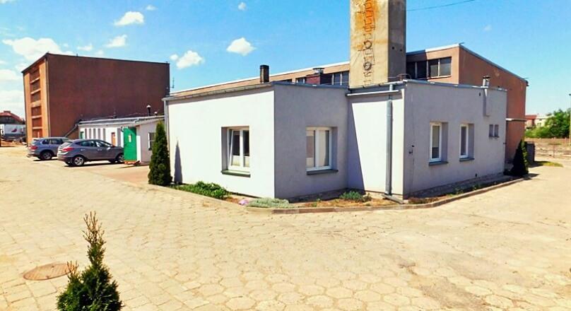Plac, Hala magazynowo-produkcyjna, część socjalna oraz biurowa,  895m2. Działka 6213m2, Atrakcyjna lokalizacja  m. Suwałki