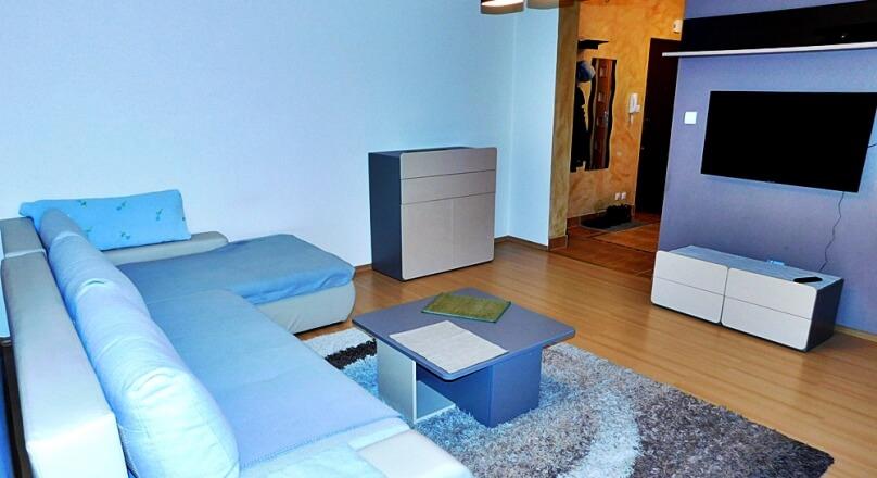 Komfortowe mieszkanie 2-pokojowe 49 m2 przy ul. Jana Pawła II w Suwałkach wynajmę