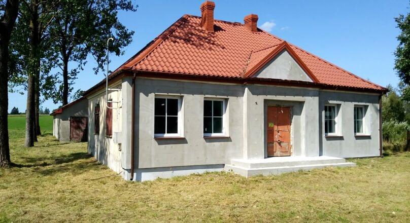 Dom , działka 5694 m2 , Żubryn gm. Szypliszki
