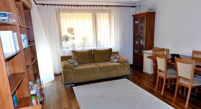 Atrakcyjne 3 pok. mieszkanie, Północ ul. Reja, 64 m2, Wyposażone