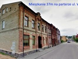 Mieszkanie w kamienicy, 37m ul. Wesoła, Centrum Suwałk