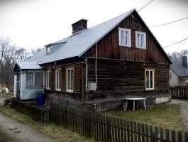 Gałaja, Suwałki-2 domy, działka z dostępem do rzeki 2855 m2