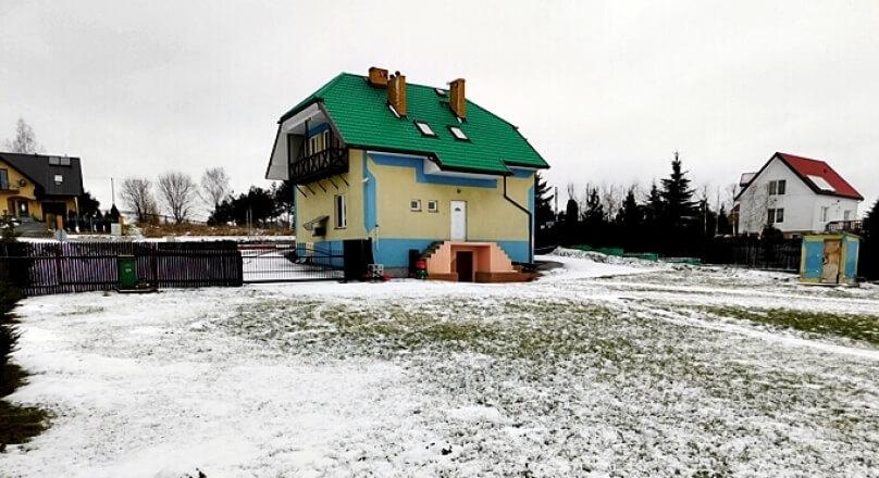 Dom z dochodową działalnością, działka 1800m2, Nowa Wieś gm. Suwałki Sprzedam