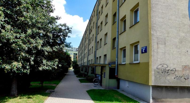 Słoneczne 3 pok. mieszkanie, Centrum-1 Maja-Suwałki, 45m2