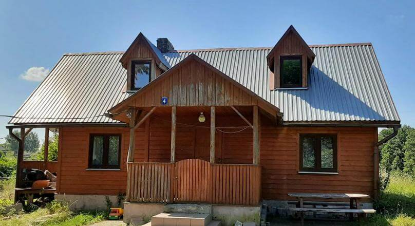 Dom jednorodzinny 110 m, Przejma Mała, 1.4 ha
