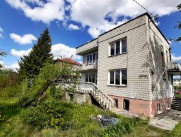 Dom przy Ul. Raczkowskiej- 120 m2, działki 900 m2- Na sprzedaż w Suwałkach.