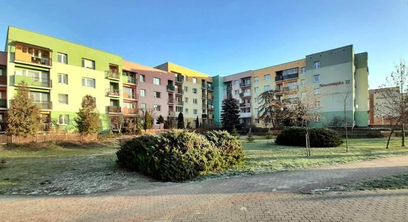 Mieszkanie w świetnej lokalizacji, Nowomiejska Suwałki