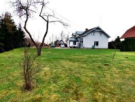 Dom dwurodzinny 417m2, warsztat oraz wiata, działka 2900m Jasionowo Suwałki