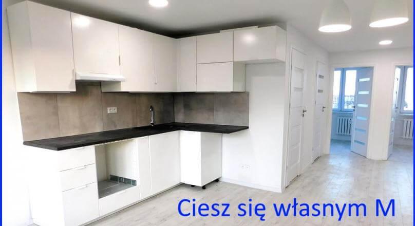 Utrata , 3 pok. mieszkanie w centrum Suwałk