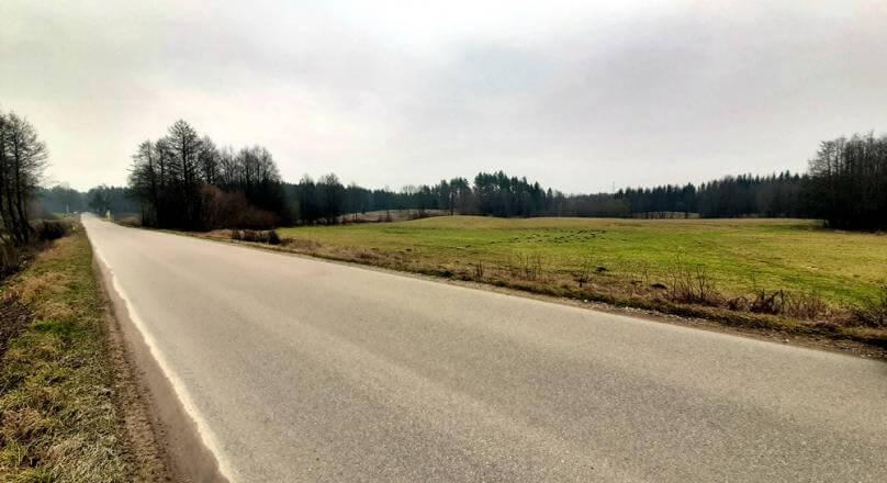 Słobódka gmina Szypliszki, działka rolna na sprzedaż