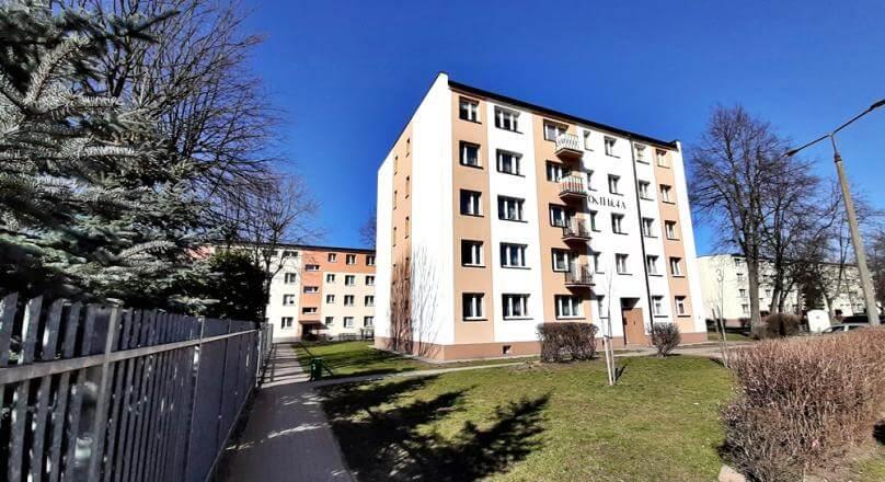 Mieszkanie w centrum, 2 pok. 37 m2, ul. Osiedle II m. Suwałki.