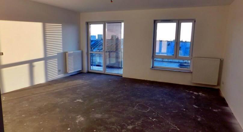 Apartament z garażem, 4 pokoje 91 m2