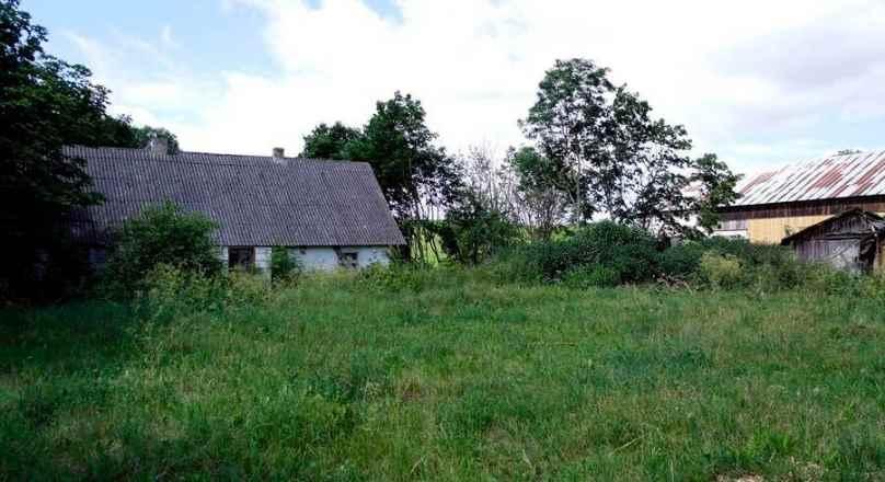 Działka rolna 4ha zabudowana Puńsk, Szlinokiemie.