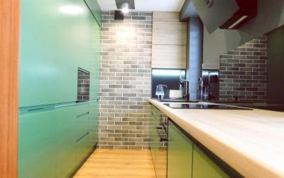 Efektowne mieszkanie w Centrum – 1 Maja, 54 m2 Suwałki.