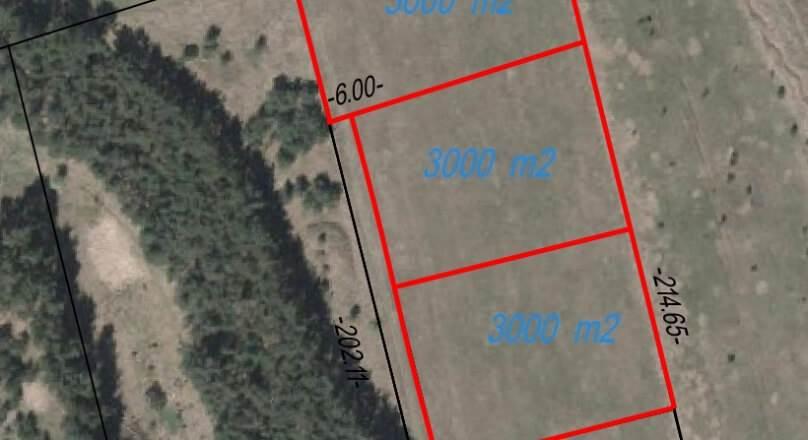 Działka rolna pod zabudowę 3000m2 Suwałki Północna