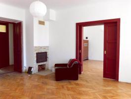 Obszerny lokal mieszkalny w Centrum, Parter - 120m.kw.