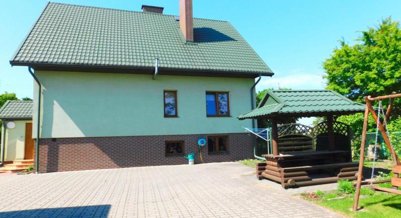 Dom w Raczkach, 164 m.kw.- działka 1008 m.kw.