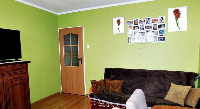 Mieszkanie 47 m, 3 pok. centrum Suwałk
