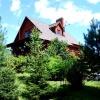 Dom rekreacyjny przy jeziorze, Kopanica, Augustów