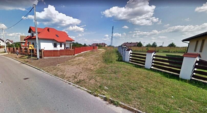 Działka budowlana 712m2, Michałowo powiat białostocki.