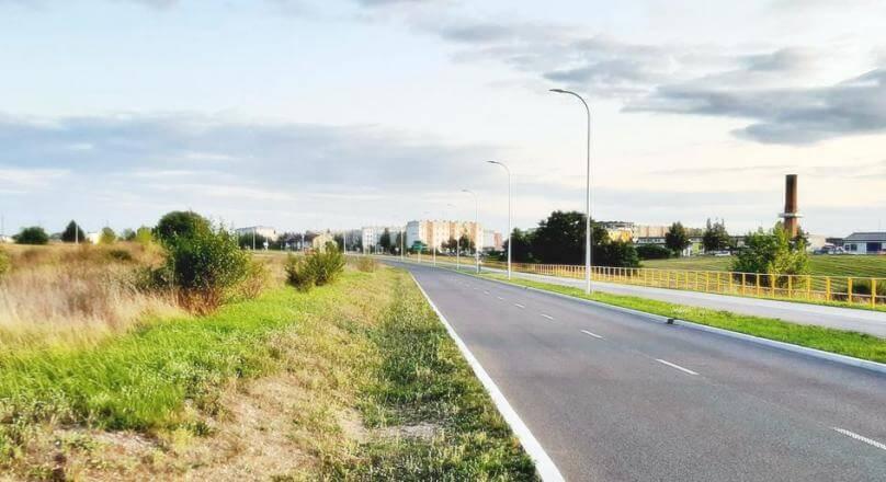 Działki inwestycyjne Suwałki 6.3 ha