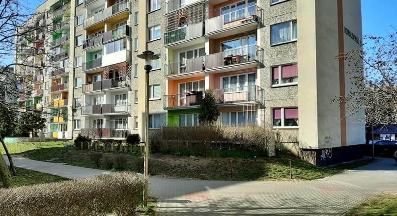 ul. Kowalskiego m. Suwałki. 58m2 Mieszkanie na Sprzedaż