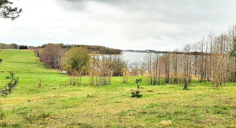 300 m linii brzegowej, działka o pow. 5 ha, Suwalszczyzna.